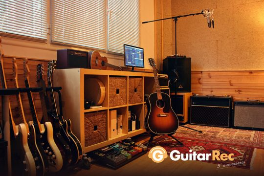 Guitars - GuitarRec Studio